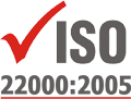 Benzz Park is now ISO 22000:2005 Certified